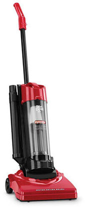Dirt Devil Dynamites Plus Bagless Vacuum Cleaner with Tools, M084650RED