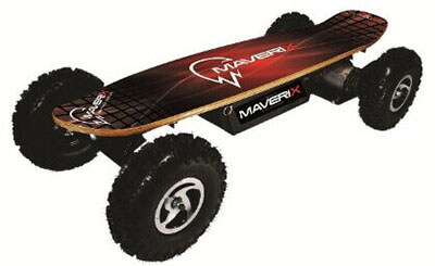 Maverix BorderX Electric Skateboard
