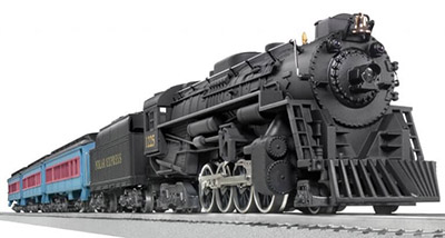 Lionel Polar Express Remote Train Sets - O-Gauge