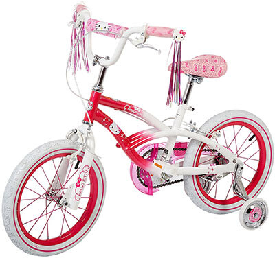 Hello Kitty Girl's Bike