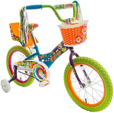 Titan Flower Power Princess BMX Bike