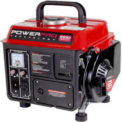 owerPro 56101 Gas Powered Portable Generator
