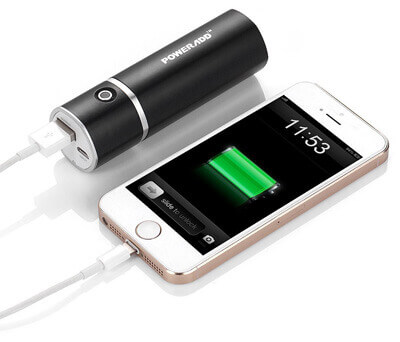 Poweradd Slim2 5000mAh Ultra-Portable Power Bank
