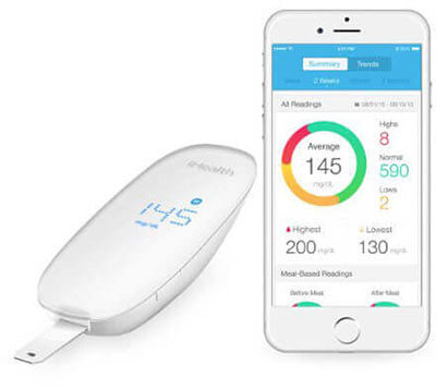 iHealth Wireless Smart Gluco-Monitor