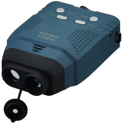 Solomark Night Vision Monocular Blue-Infrared