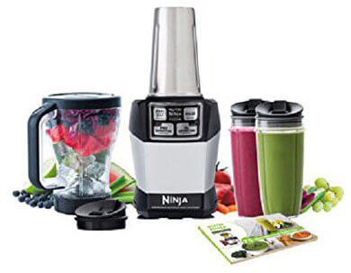 Nutri Ninja Blender Auto-IQ Complete Extraction System