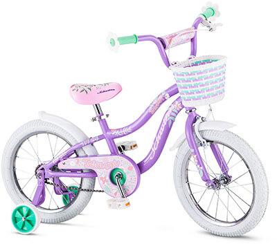 Schwinn Jasmine Purple Girl's Bicycle