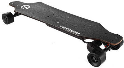 Pure Energy Electric Skateboard