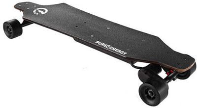 Pure Energy Electric Skateboard