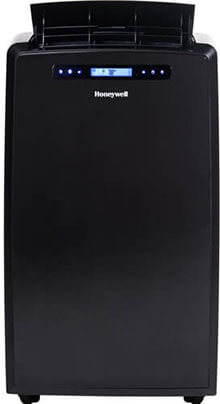Honeywell Portable Air Conditioner with the Remote Control in Black