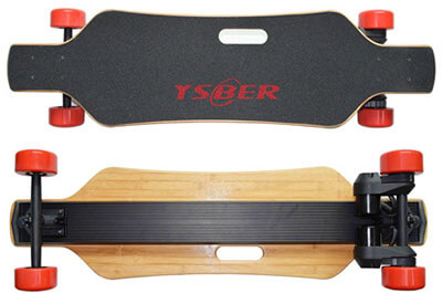 Dual Cruiser Electric Skateboard