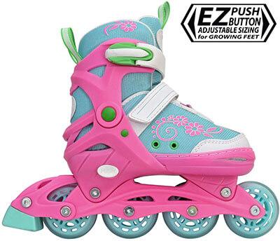 Lenexa Sherbet Kids Rollerblades