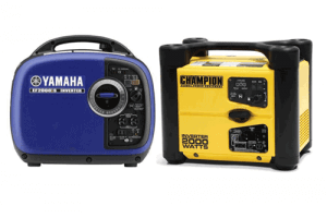 Top 5 Best Portable Electric Generators in 2017 reviews