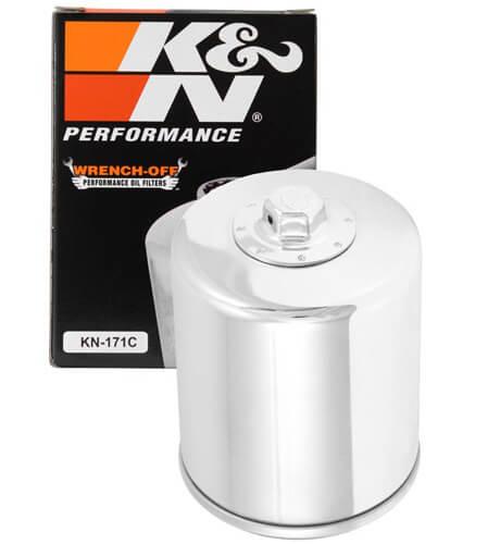 KN-171C Harley Davidsons/Buell Oil Filter.