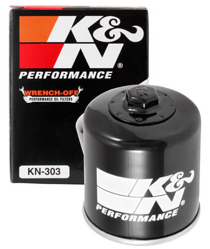 KN-303 High Performances Oil Filter