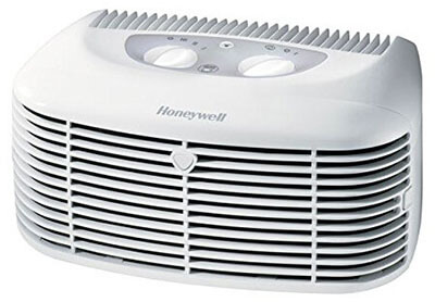 Honeywell with Permanent HEPA Filter