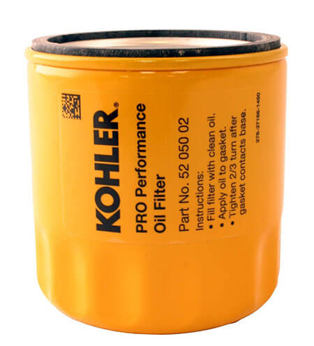 Kohler 52 050 02-S Oil Filter