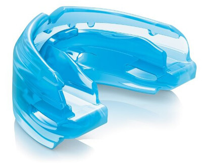 Strapless Double Braces Mouthguard by Shock Doctor