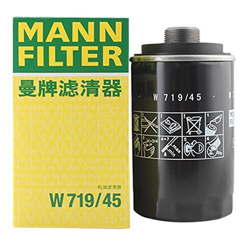 Mann-Filter 719/45 Spin-on Oil Filter