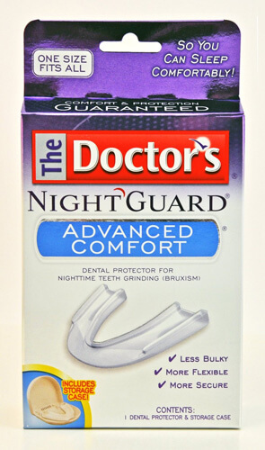 NightGuard Advanced Comfort Dental Protector by Doctor's