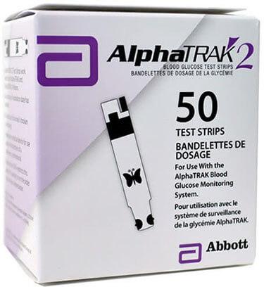 Abbott AlphaTRAK 2 Blood Glucose
