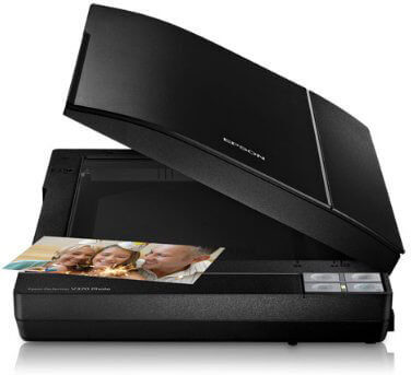 Epson Perfection V370 Color Photo, Image, Film, Negative & Document Scanner