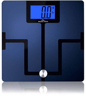 Easy At Home Digital Bluetooth Body Fat Smart Scale