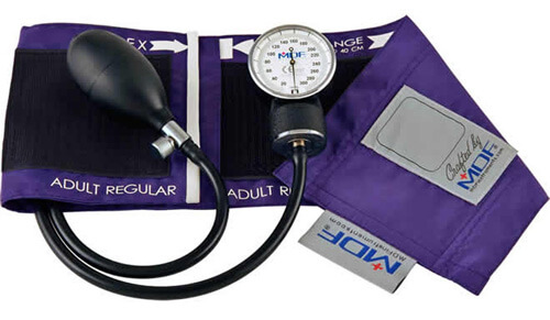 MDF Calibra Professional BP Monitor Aneroid Sphygmomanometer