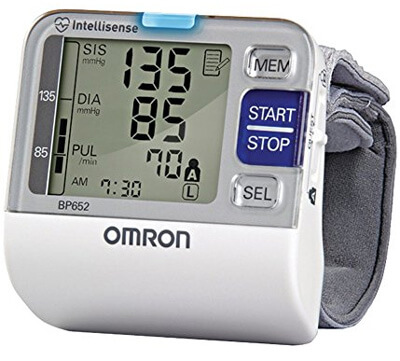 Brand New Omron Intellisense Series 7 BP652