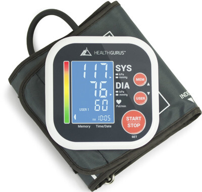 Balance Professional Upper Arm BP Monitor