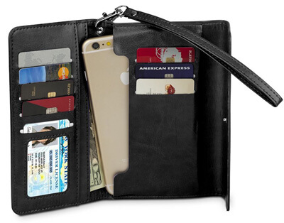 Universal Wallet Case Slim
