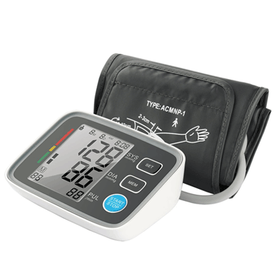 Firhealth Digital Upper Arm BP Monitor