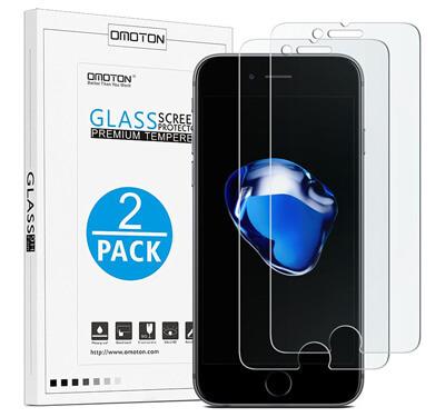 OMOTON iPhone 7 Screen Protector