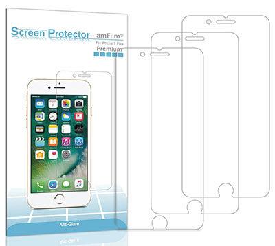 amFilm Premium Screen iPhone 7 Protector