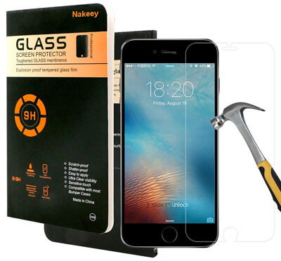 IPhone 7 Screen Protector, Nakeey