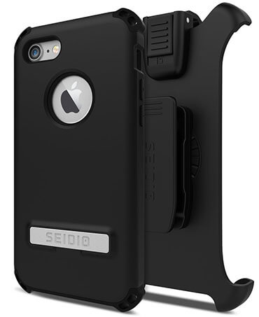 Seido DILEX COMBO case for iPhone 7