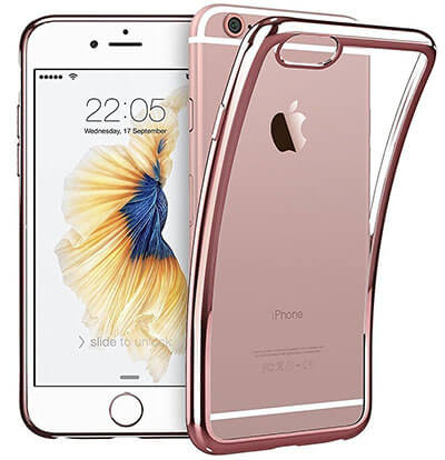 Kartice Clear Cover Case for iPhone 7