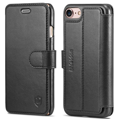 Shieldon Black iPhone 7Case