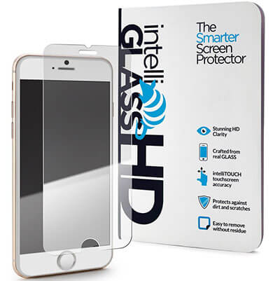 IntelliARMOR iPhone intelliGlass Screen Protector
