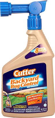 Cutter Backyard HG-61067 Bug Control Spray