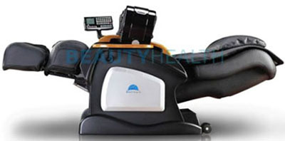 Authentic Beautyhealth Shiatsu Massage Chair