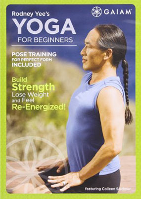 Yoga for Beginners by Rodney Yee
