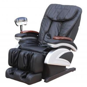 Electric Full Body Shiatsu Massage Chair Recliner