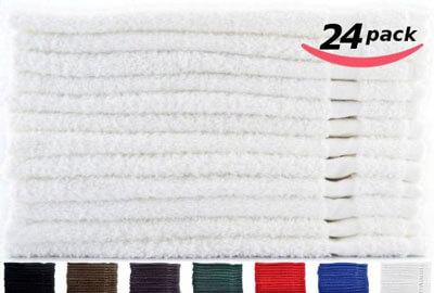 Utopia 100 Percent Cotton Salon Towels