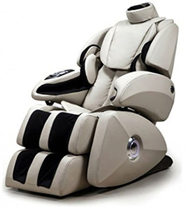S-Track Deluxe Massage Chair