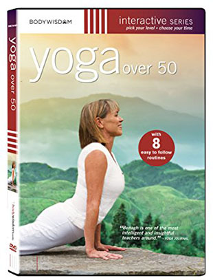 Yoga Over 50 – With 8 Routines