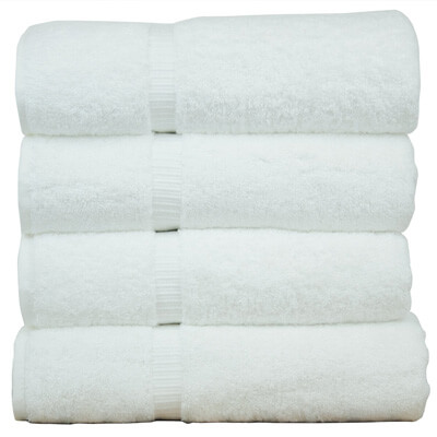 Luxury Hotel and Spa Towel 100 Percent Genuine Turkish Cotton Piano