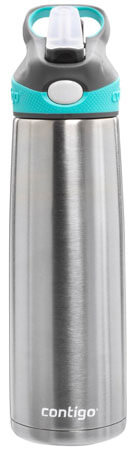Contigo AUTOSPOUT Stainless Steel Water Bottle
