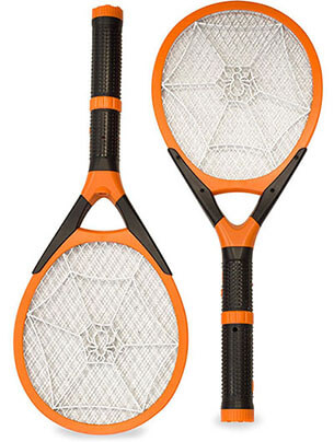 Aspectek Two-Pack Rechargeable Bug Zapper