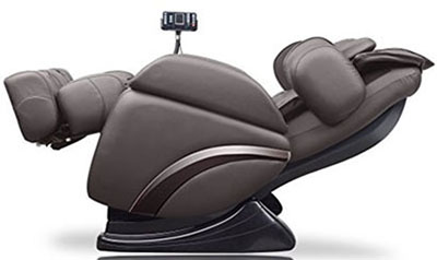Heated, Zero Gravity Shiatsu Massage Chair